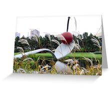Spoonbridge and Cherry in Autumn Greeting Card