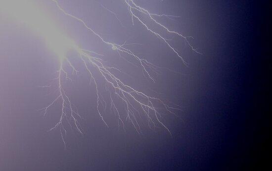 Lightning Fingers by Tori Snow