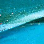 Aqua Angle by Barbara Ingersoll