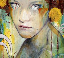 Dahlia by Michael  Shapcott