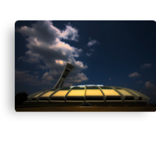 Spaceship or is it? Canvas Print