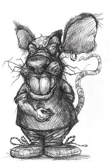 I RAT by Anastasia Zabrodina