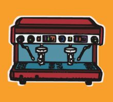 coffee machine by ralphyboy