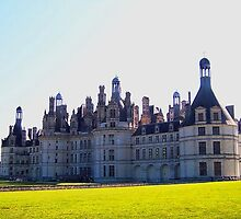 chambord castle by MarAndra