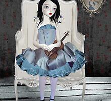 Sorrow And Song Sheets... by Tanya  Mayers