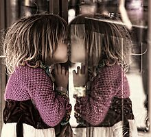Reflections on childhood memories by JudyBJ
