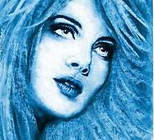 Blue moon  by Marilyns