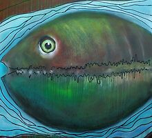 Fish Eye by Elizabeth Bravo
