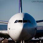 FedEx A300 by Chris Heising