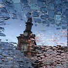 "Reflection of ""Palza Mayor"" Madrid, Spain by Mariano57"