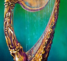 Harp by Kevin Middleton