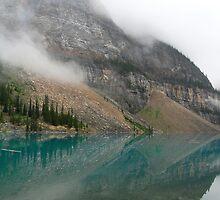 Time Stands Still - Moraine Lake by Barbara Burkhardt