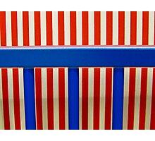 railing Photographic Print