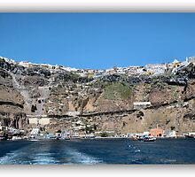 Greece's  Island of Santorini by John44