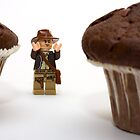 Cakes - why did it have to be cakes?? by Kevin  Poulton - aka &#x27;Sad Old Biker&#x27;