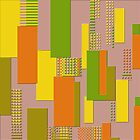 City of Blocks by Brenda Cheason