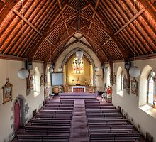 All Saints Church • Portland • Victoria  by William Bullimore