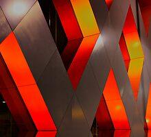 Albury at Night 8 by John Vandeven