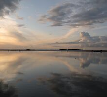 Sunset at West Kirby by Dotchka