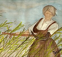 A Good Day to Reap by Thomas J Norbeck
