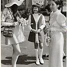 1971 Niece's Wedding by Woodie