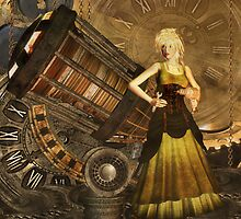 Ceris Telescopic Dream - Steampunk by Moonlake