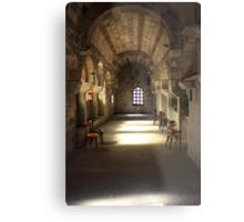 Cathedral Church of Ekatontapiliani ~ Parikia, Paros Metal Print