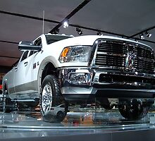 2010 Dodge Ram Heavy Duty. by Jordan Hewlett