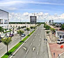 SM Mall of Asia in the Philippines by nataraki76