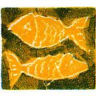 Yellow fish by Garry Andrews