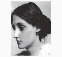 Virginia Woolf in pieces  by fatness