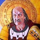 Sir Walter Evans by Rhinovangogh