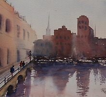 Winwood Watercolours by Pauline Winwood