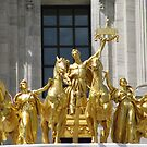 The Quadriga, Minnesota State Capitol by shutterbug2010