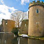 Whittington Castle #4 by Sheila Laurens