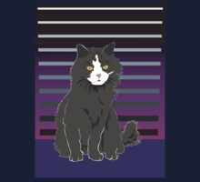 T-Shirt - Window's Cat by Anne Guimond