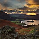 Early Morning Sun, Grasmere, Cumbria by David Lewins LRPS
