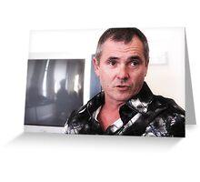 Alan Fletcher Greeting Card