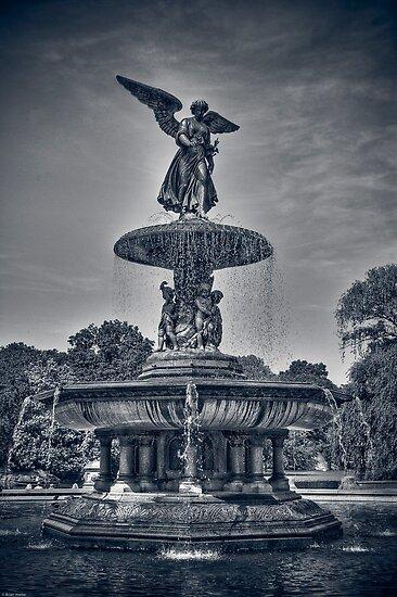 Bethesda Fountain by Brian Walter