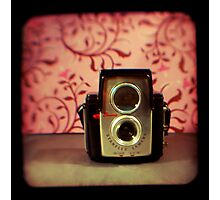 Kodak Brownie Starflex Photographic Print