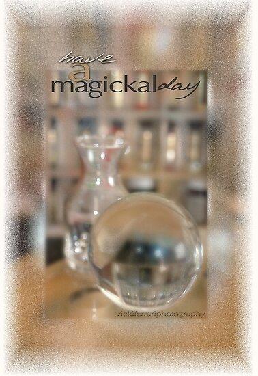 Magical Day Card 05 © VFPCards by Vicki Ferrari