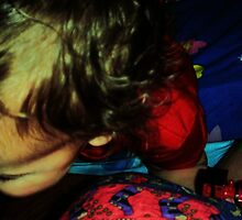 Baby brother. by alyssa naccarella