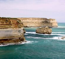 Razor Island - Great Ocean Road Victoria by SMCK