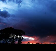 Another Day Ends- Boulder, Western Australia by Ashli Zis