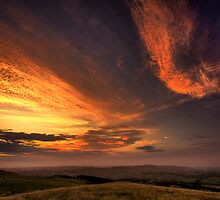 Mt Best Sunrise - South Gippsland by Hans Kawitzki