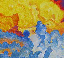 Weipa Cloudform by Cary McAulay