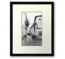 """Casas del Monte"" Framed Print"