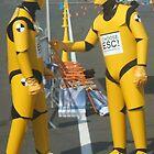 Crash test dummies by amylw1