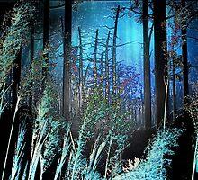 Tripix Design 0018 - Supernatural Floresta by Naik Michel by Naik Michel