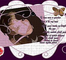 Violet Dreams by Alison Pearce